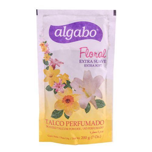 Talco Desodorante Algabo 200 Gr