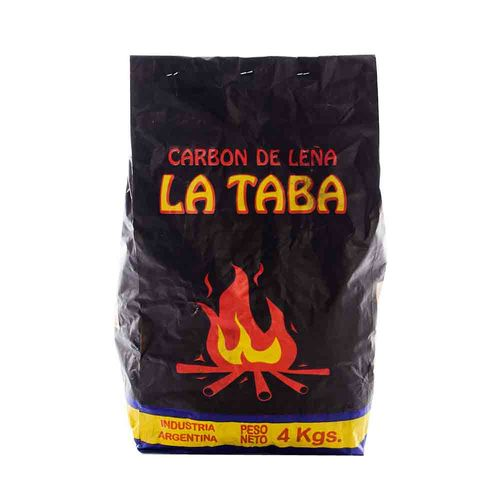 Carbón La Taba 4kg