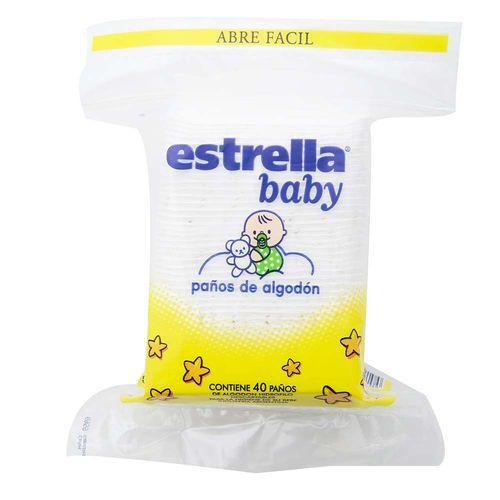 Algodón Estrella Baby 50 Gr