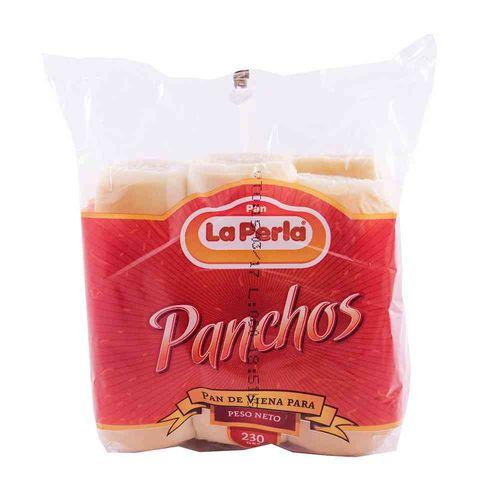 Pan Para Panchos La Perla 230 Gr - 6 U - 1 Paquete