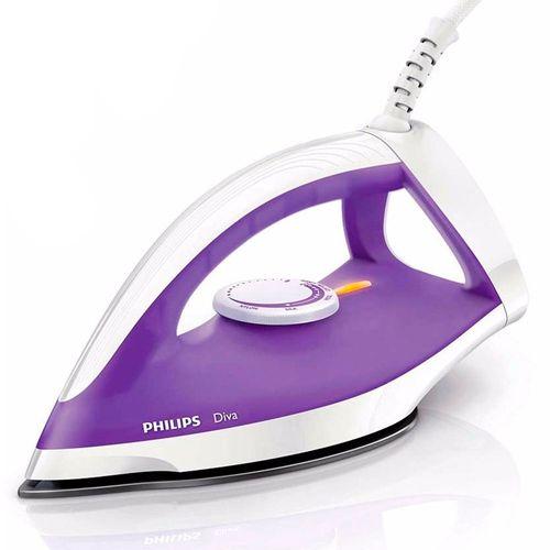 Plancha Philips Violeta Y Blanca 1200 W