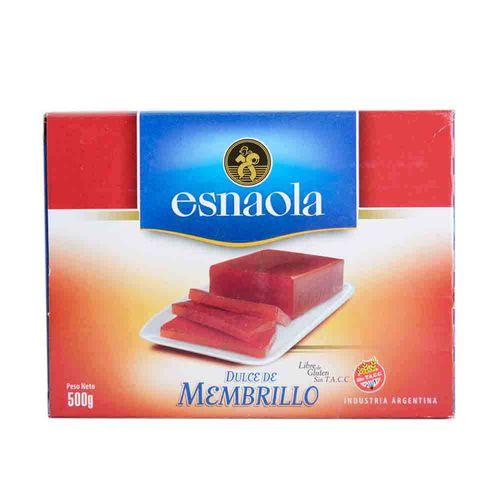 Dulce De Membrillo Esnaola 500 Gr