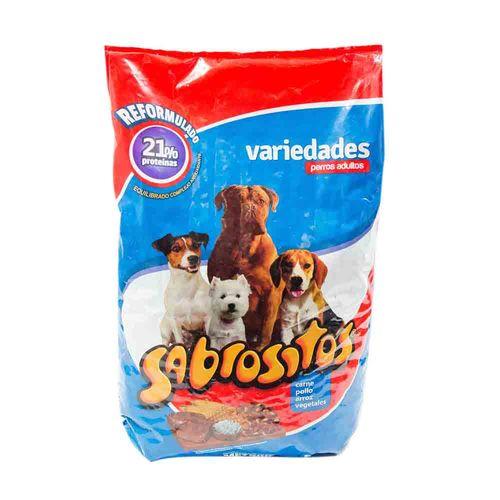 Alimento Para Perros Sabrositos Variedad 8 Kg