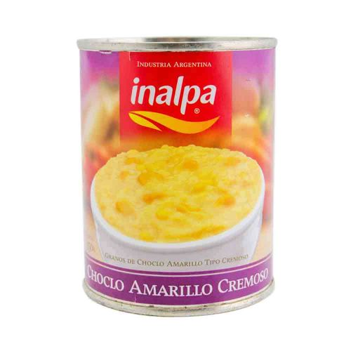 Choclo Amarillo Inalpa 350 Gr
