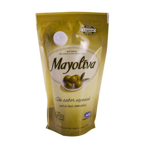 Aderezo Mayonesa Mayoliva 227 Gr