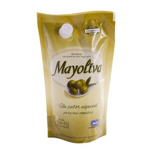 Aderezo Mayonesa Mayoliva 455 Gr