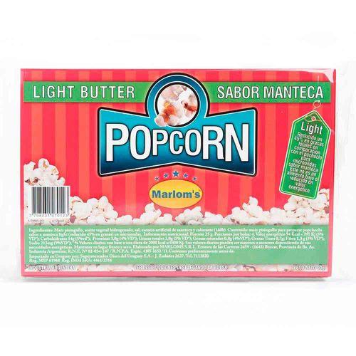 Popcorn Marlom S Light 90 Gr