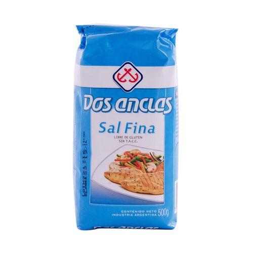 Sal Fina Dos Anclas Trilaminado 500 Gr