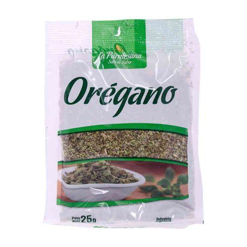 Orégano La Parmesana 25 Gr