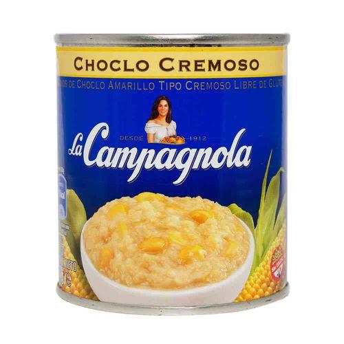 Choclo Cremoso La Campagnola 300 Gr