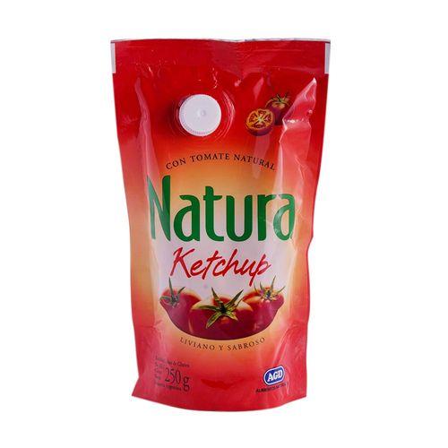 Aderezo Ketchup Natura 250 Gr