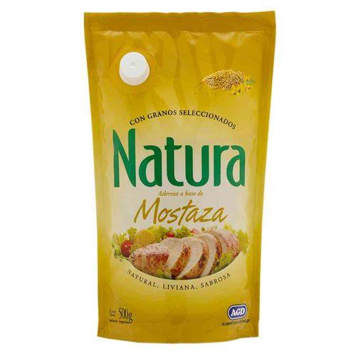 Aderezo Mostaza Natural 500 Gr