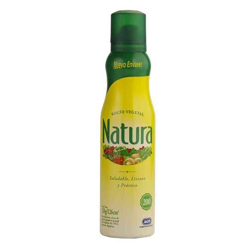 Aceite De Girasol Natura 126 Ml