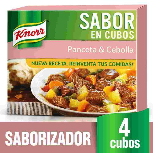 Saboricador Panceta Y Cebolla Knorr 38 Gr