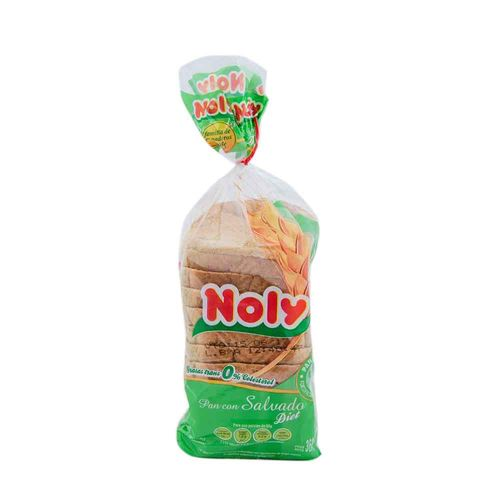 Pan De Salvado Doña Noly Diet 360 Gr