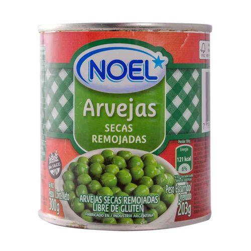 Arvejas Secas Remojadas Noel 203 Gr