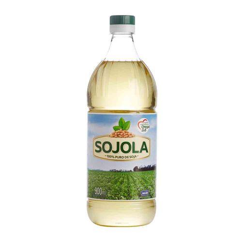 Aceite De Soja Sojola 900 Ml