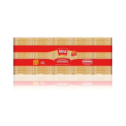 Galletitas Crackers Vea
