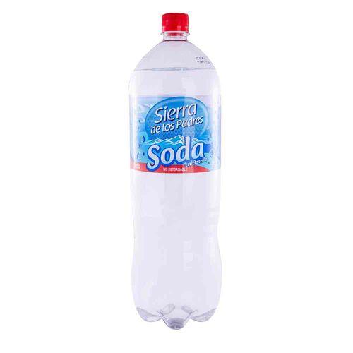 Soda Sierra De Los Padres 2.25 L