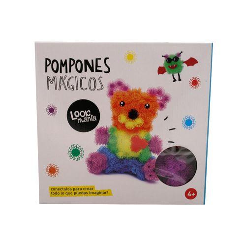 Pompones Mágicos 400u
