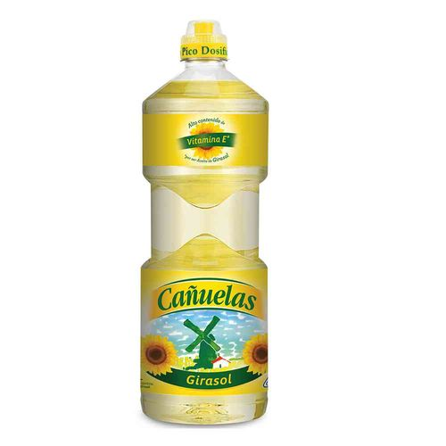 Aceite Cañuelas De Girasol - 1.5 L