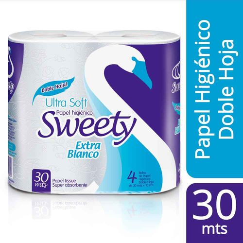 Papel Hig Sweety Doble Hoja