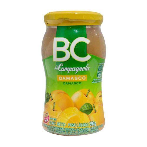 Mermelada Bc La Campagnola Damasco 390 Gr
