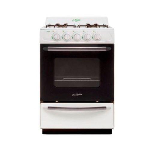 Cocina Multigas Eslabon De Lujo Efm56nb Blanca