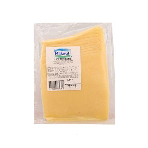 Queso Barra Milkaut Trozado 1 Kg