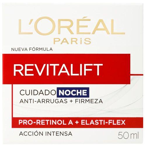 Revitalift Noche L'oreal Paris 50 Ml