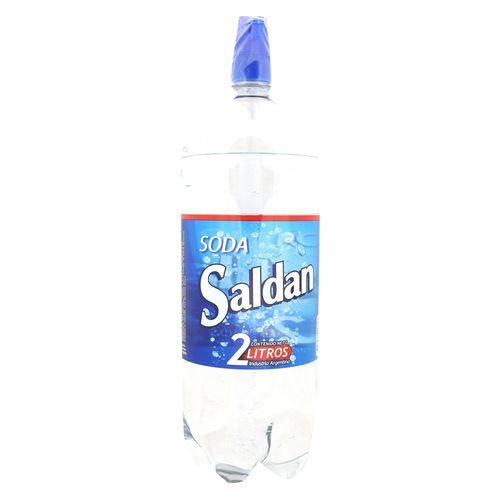 Soda Sifón Saldan 2 L
