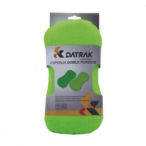Esponja De Microfibra Datrak Doble Funcion