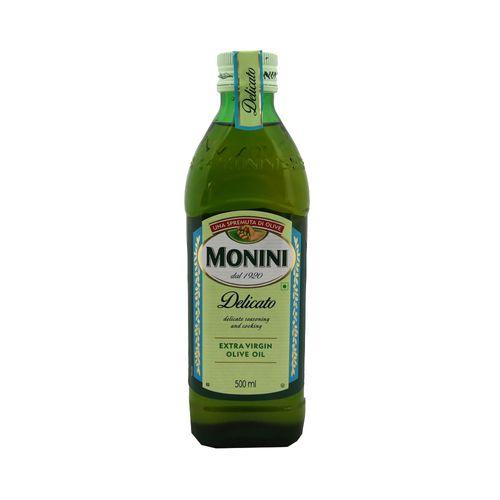 Aceite De Oliva Monini Extra Virgen Delicato 500 Ml
