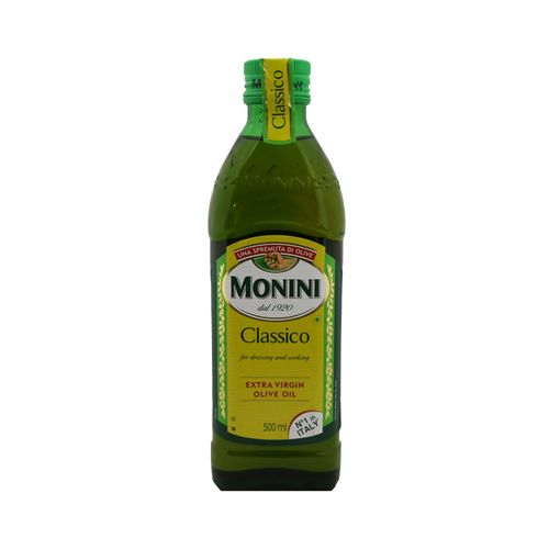 Aceite De Oliva Monini Extra Virgen 500 Ml