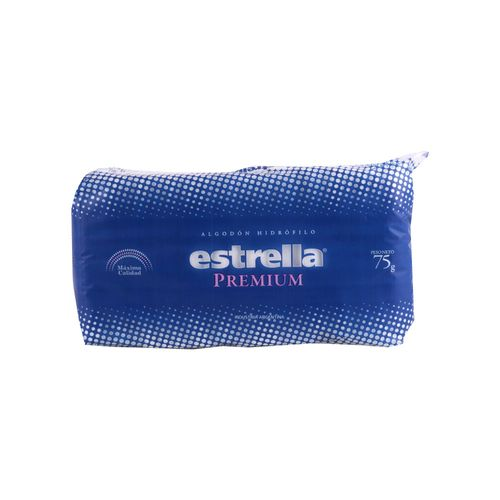 Algodón Estrella-premium-bsa-gr.-75