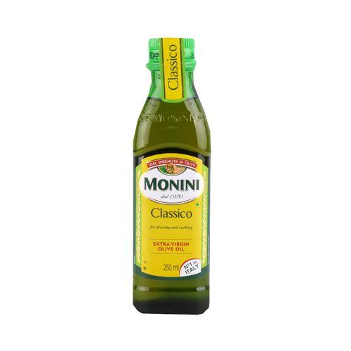 Aceite De Oliva Monini Extra Virgen 250 Ml