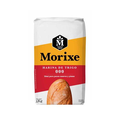 Harina 000 Morixe 1 Kg