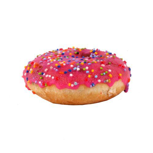 Donut Bañada Color Rellena Ddl