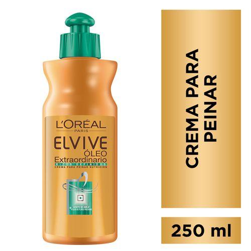 Crema Elvive Rizos Definidos 250ml