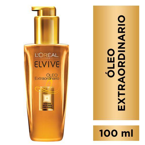 Locion Elvive Oleo Extraordinario 100ml