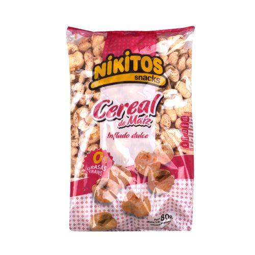 Cereal De Maiz Nikitos 80 Gr