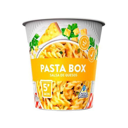 Pasta Box Queso X64gr