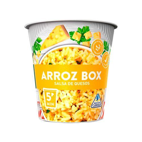 Arroz Box Queso 85 Gr