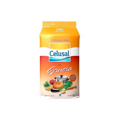 Sal Gruesa Celusal 1 Kg