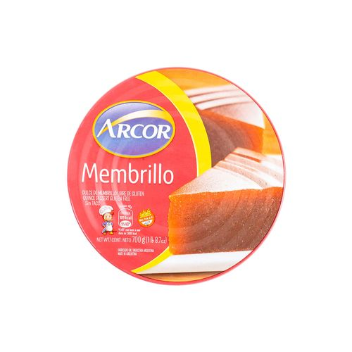 Dulce De Membrillo Arcor 700 Gr