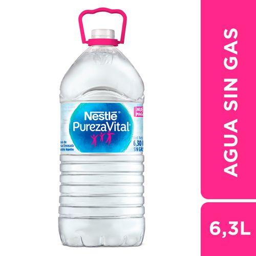 Agua Nestlé Pureza Vital Bidón 6.3 L