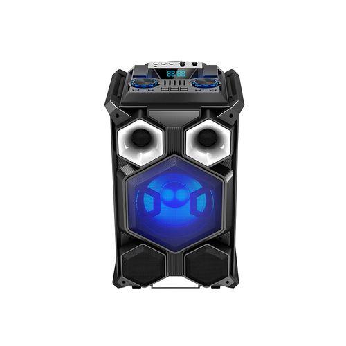 Parlante Nex Kspw6e Bluetooth Luces Usb Fm