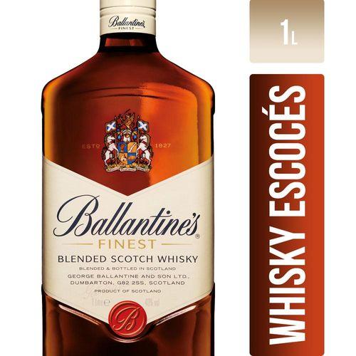 Whisky Ballantines Finest  1 L