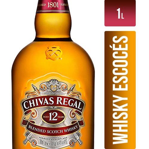 Whisky Chivas Regal 1 L