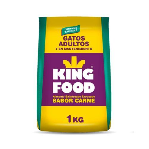 Alimento King Food Para Gatos X 1kg
